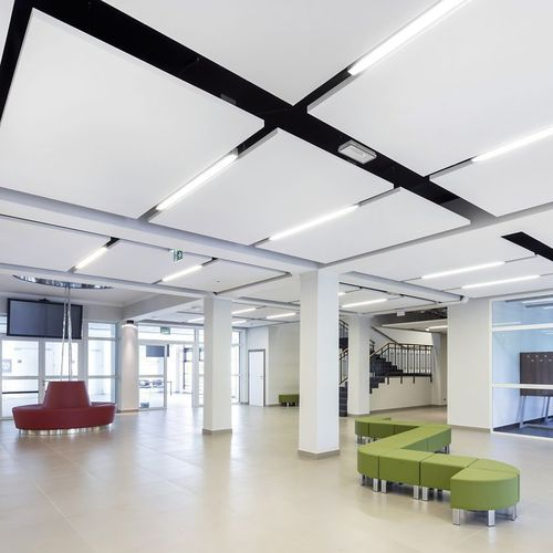 Mineral Acoustic Ceilings